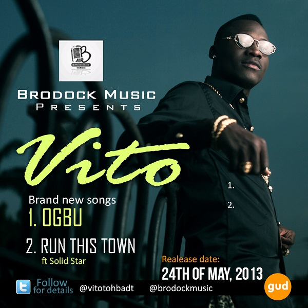 Vito (Ogbu + Run dis Town) - ARTWORK