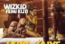VIDEO: Wizkid and Femi Kuti, Jaiye-Jaiye (Studio Session)