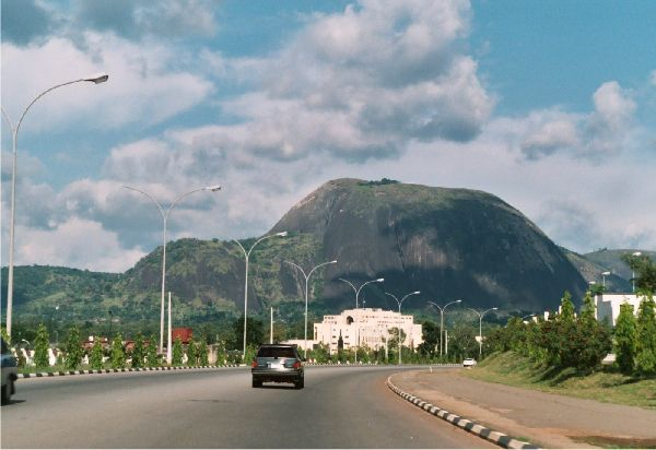 Aso Rock - Home Sweet Home