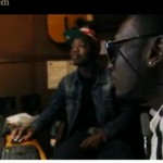 "Video: May D and Fliptyce making ""so many tinz"" in d studio"