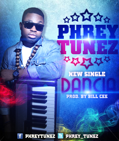 phreytunez Youtube page flyer