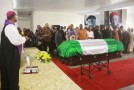 Home Coming Of A Great! Chinua Achebe's Body Arrives In Nigeria