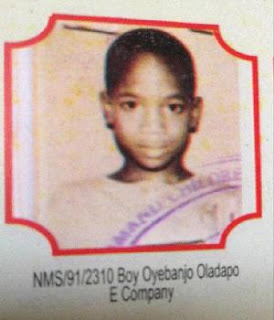 0dbanj as a young boy jaguda