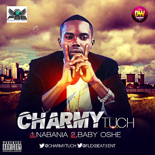 Charmy Tuch - Single Cover