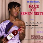 Win A BlackBerry Torch 3, Cash & More In The #FaceOfSevenSisters Competition