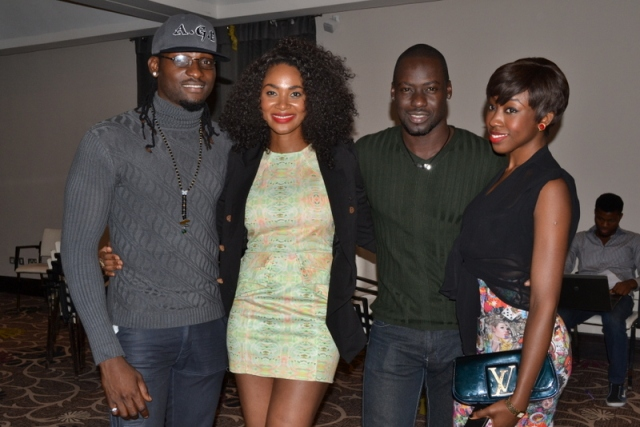 GBENRO AJIBADE, JUMAI SHABA, CHRIS ATTOH and BEVERLY NAYA 1