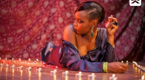 In Pictures: Behind The Scenes At Yemi Alade's 'Bamboo' Video Shoot