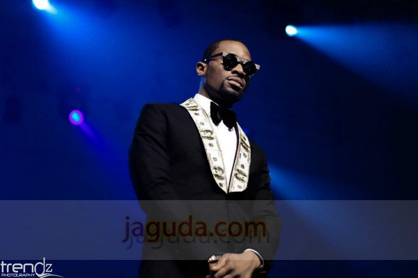 Dbanj in his $25000 Suit