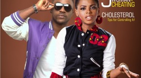 Iyanya & Chidinma On The Cover Of Juvenis Magazine