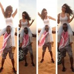 It's Over! Jim Iyke and Nadia Buari Call It Quits