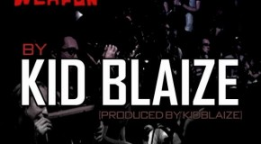 Music: Kid Blaize – Music Is The Weapon [Fela Sample]