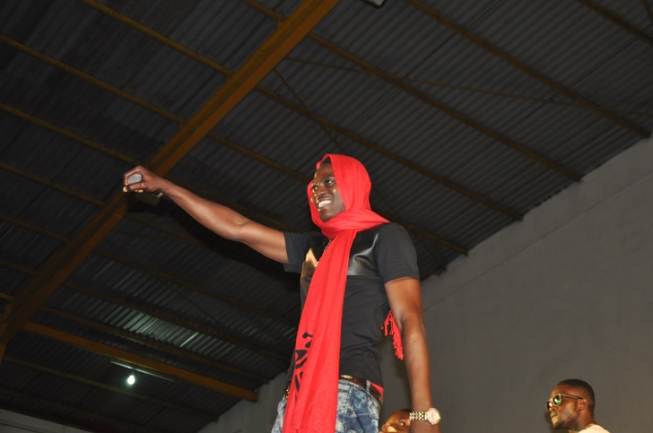 Nija Ninja, Sound Sultan On Stage