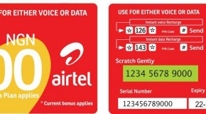 Airtel Introduces Single Recharge Card for Voice and Data