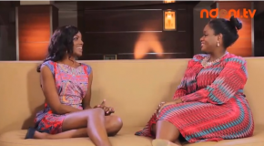 VIDEO: Seyi Shay On The Juice