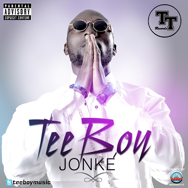 TEEBOY - JONKE [Single Cover]