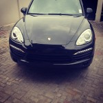 Photo: Did WizKid Just Cop Yet Another Porsche?