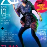 Refreshing :: Zen Magazine's June Cover features Ugandan model Tuma Keke Nissi
