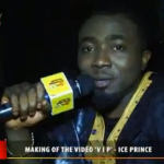 Video: Making Of 'VIP' Video By Ice Prince