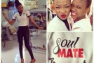 Mo'Cheddah Signs On As Soul Mate Hair Care Products Ambassador