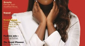 Tiwa Savage Covers June Issue Of Guardian Life Magazine