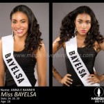 Anna Ebiere Banner (Miss Bayelsa) Wins Most Beautiful Girl In Nigeria, MBGN 2013