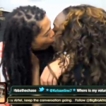 BBA Update: Nigeria's BBA Housemate Beverly Osu Makes Out With South African Housemate Angelo