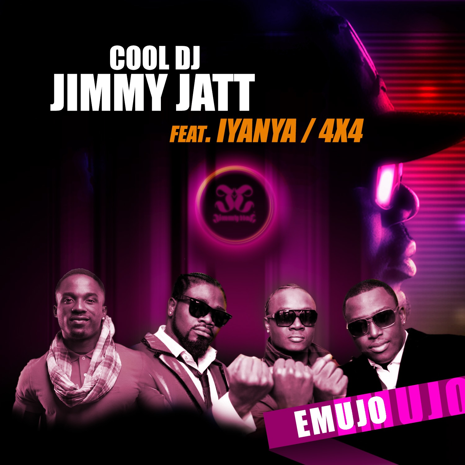 Dj Jimmy Jatt feat. Iyanya & 4&4