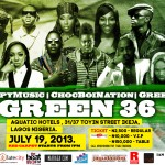 "Loopy Music Presents ""GREEN 36″ Event 