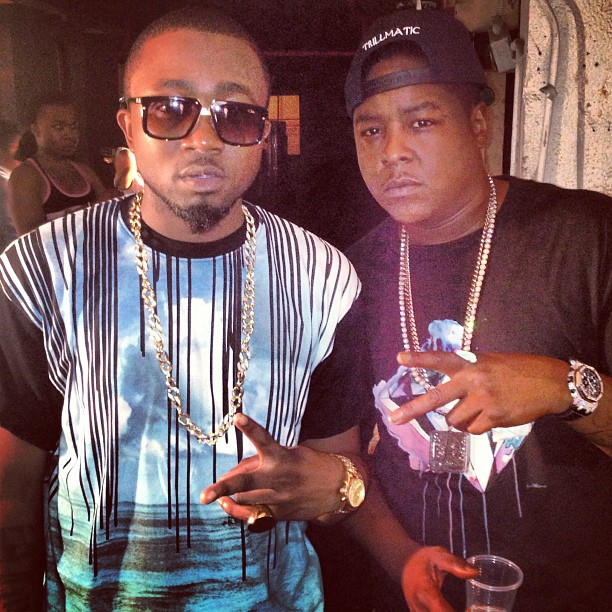 Ice Prince and Jadakiss