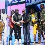 PHOTOS: Ice Prince Emerges Best International Act-Africa At BET Awards 2013
