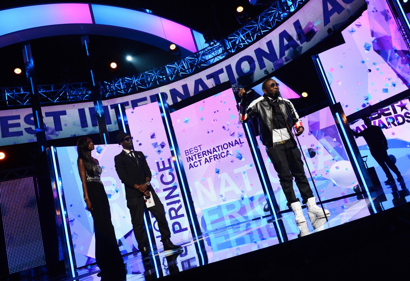 2013 BET Awards - Regional Awards