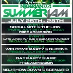 7TH Annual Nigerian DJs Summer Jam In Atlanta, GA | July 25th – 28th