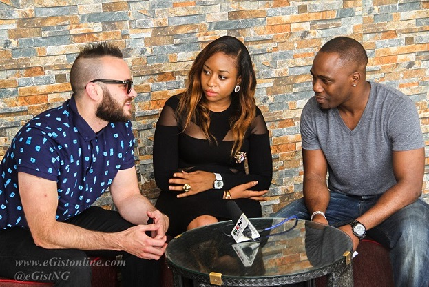 PRE, DJ Jam Jam, Ketchup, Muna & More At BenTV UK, The Magazine Show Interview (2 of 79)