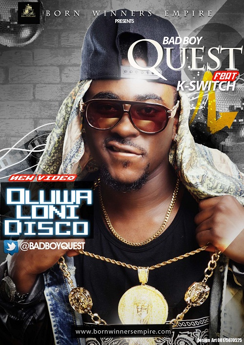 Quest-Oluwa Loni Disco