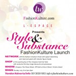 L'espace Presents Style & Substance FashionKulture Launch | Lagos | July 21st, 2013