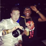 Photo: WizKid Partying It Up With Liam Of One Direction