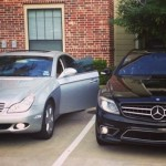 Photo: Saucekid (SinzuSMG) Shares Two Brand New Mercedes-Benz Luxury Cars On His Instagram Page