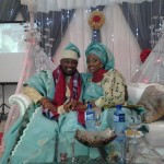 In Pictures: Cool FM's Dotun & Taiwo Oyebanjo's Traditional Wedding