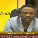 "Video: Iyanya Talks Yvonne Nelson, Praiz, Family & More on ""Rubbin' Minds"""