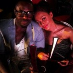 The Love Is Wicked! Jim Iyke and Nadia Buari Professing Their Love On Twitter