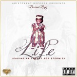 Aristokrat Records Presents: Burna Boy – L.I.F.E. [Leaving an Impact For Eternity] Album Artwork