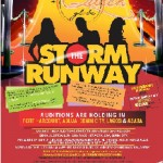 Video: Queen Globe 2013 – Storm The Runway!