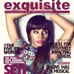 Seyi Shay Covers Latest Issue Of Exquisite Magazine