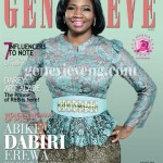 Hon. Abike Dabiri-Erewa Covers August Edition Of Genevieve Magazine