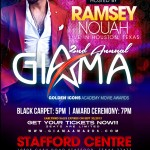 Nollywood Superstar Ramsey Nouah is set to Host the 2nd Annual GIAMA Awards