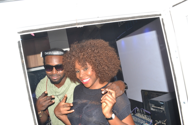 DJ Neptune and Omawumi