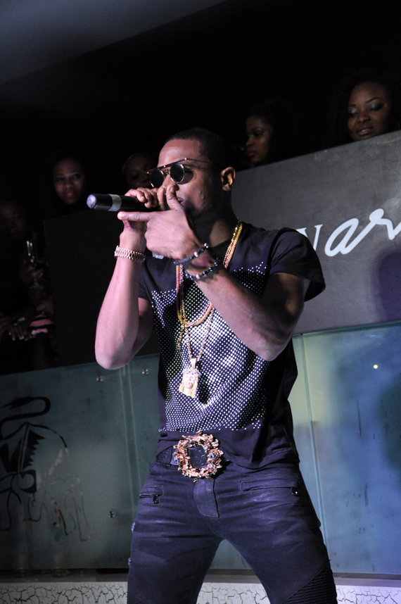 Dbanj on stage copy