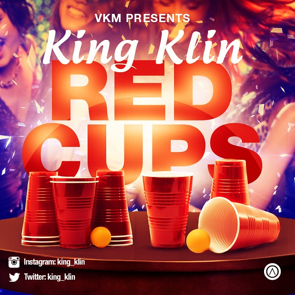 King Klin - Red Cups [Artwork]
