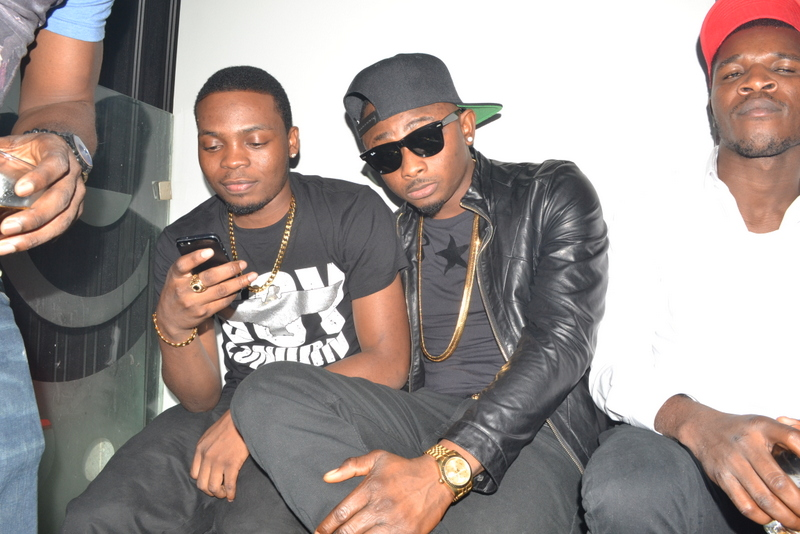 Olamide and Sean Tizzle