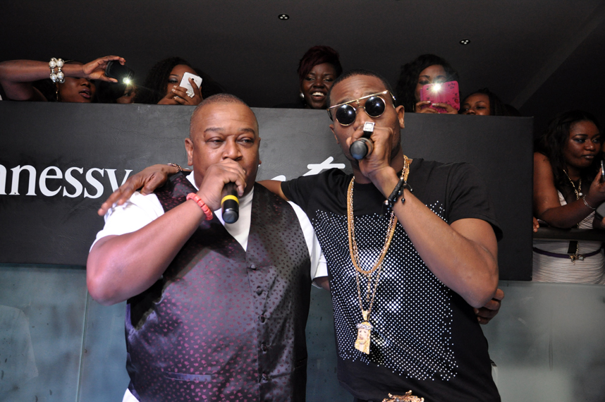 Olisa and Dbanj
